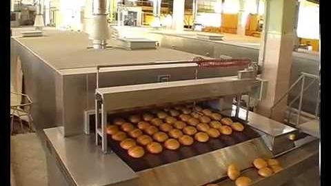Линия для производства хлебобулочных изделий