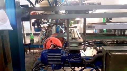 Работа струйного принтера NEO-70