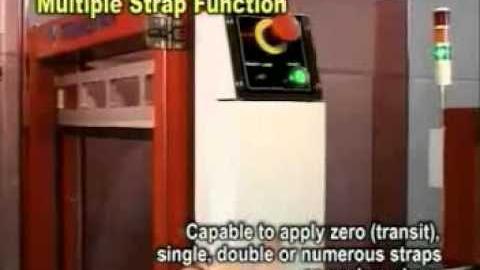 Автоматическая стреппинг машина TP-701BP