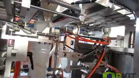 Система автоподачи готовых пакетов на упаковочную машину