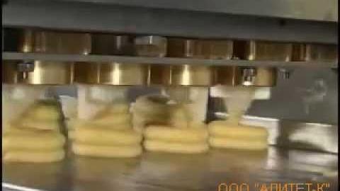 Дозировочно-осадочная машина BABYDROP