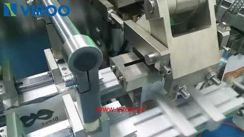Автоматическая установка для упаковки гигиенических салфеток VPD200 (Sanitary napkin packing)