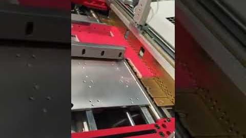 Модель ST040РР+МР Наклеивание подкладки с магнитной вставкой