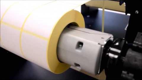 Устройство для печати Slitter & Matrix Removal