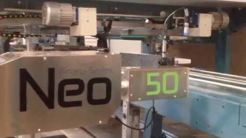 Каплеструйный принтер NEO 50