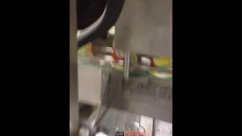 Пробный запуск на производстве супов быстрого приготовления.