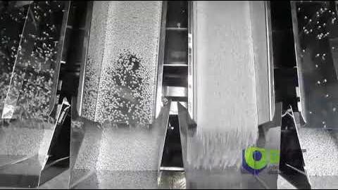 Вакуумная автоматическая подача продукта на фасовочно-упаковочный комплекс