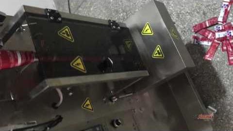 Фасовочно-упаковочный автомат для фасовки сахара с объёмным дозатором