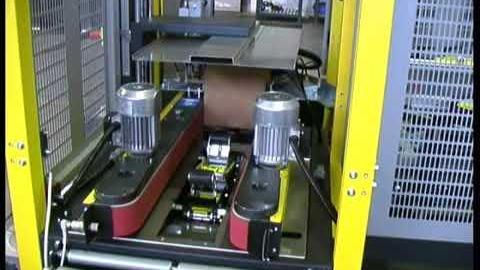 Автоматический формирователь гофрокоробов F144 A2