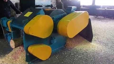 PM-7 – производительный агрегат для рубки древесного сырья