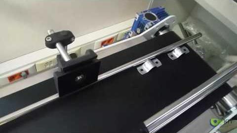 Маркировка оцинкованных хомутов каплеструйным принтером Domino