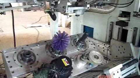 Производство туалетных ершиков