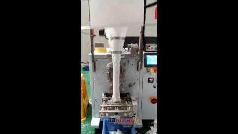 Расфасовка пылящих продуктов на горизонтальном шнековом автомате AG 320F