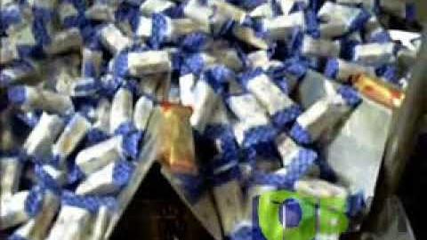 Упаковочный комплекс для конфет