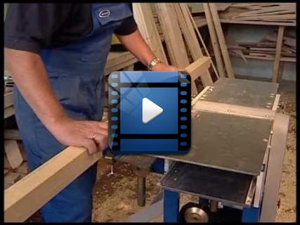 СД-3 – машина для производства тонкой древесной стружки