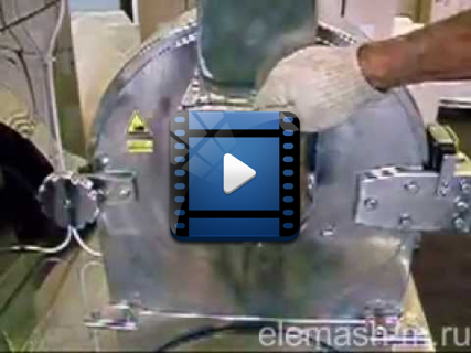 Мельница для сыпучих продуктов МУС-505